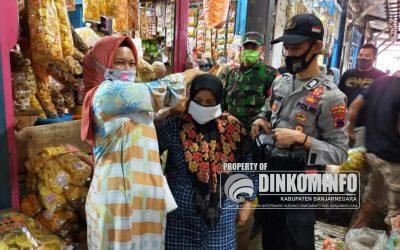 Gugus Tugas Covid-19 Kecamatan Karangkobar tidak menyerah