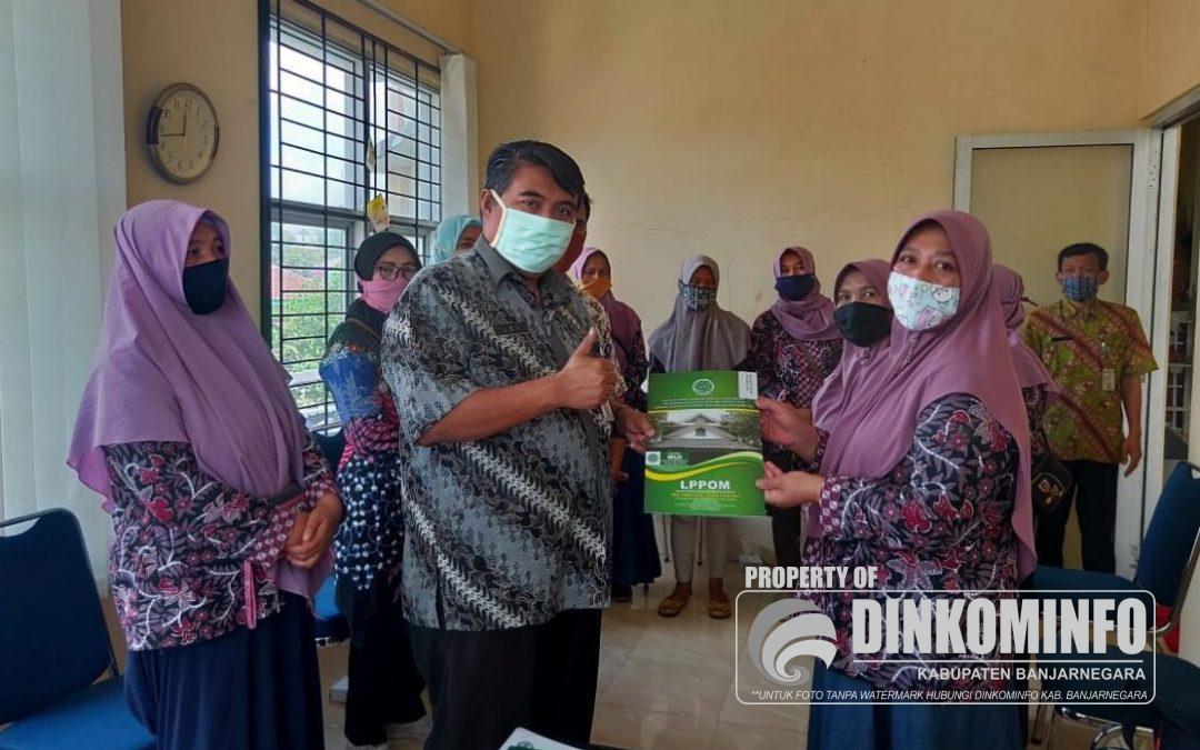 10 UKM Di Kabupaten Banjarnegara Resmi Di Halalin