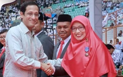 Fajriyatun, Guru Modern Penerima Satyalancana Pendidikan Dari Presiden