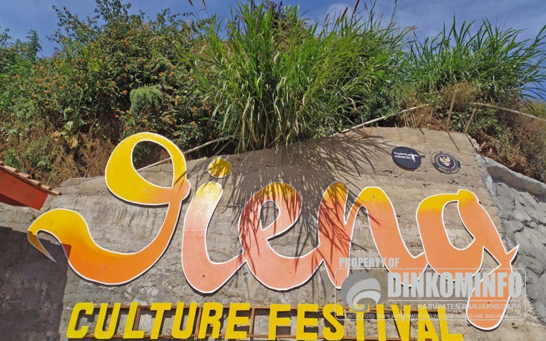 Dieng Culture Festival (DCF) 2020