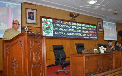 Bahas Enam Raperda, DPRD Banjarnegara Bentuk Panitia Khusus