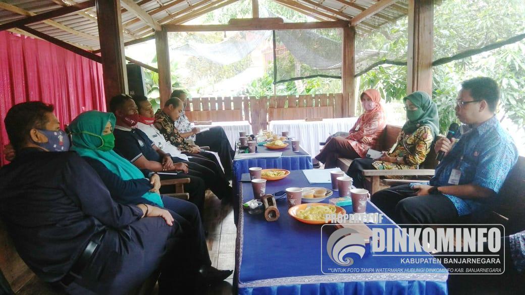 Provinsi monev di Bumdesma Galuh Wijaya Sigaluh