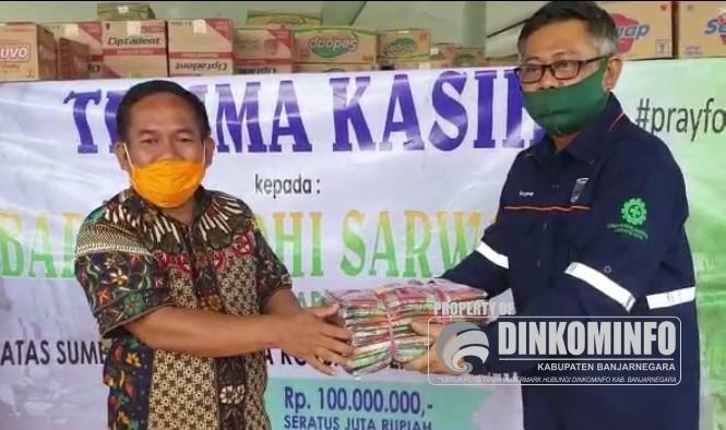 Bupati Budhi Sarwono dan Pemkab Banjarnegara Kirim Bantuan untuk Korban Banjir dan Gempa