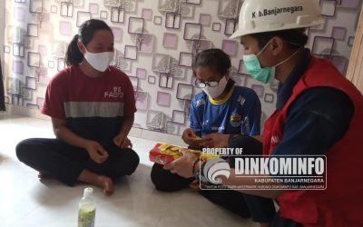 Tim SIBAT Desa Sirukem Gencarkan Promosi Kesehatan Cegah Covid-19