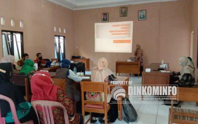 KKG Al Faqih Banjarmangu Gelar Bimtek Jurnalistik