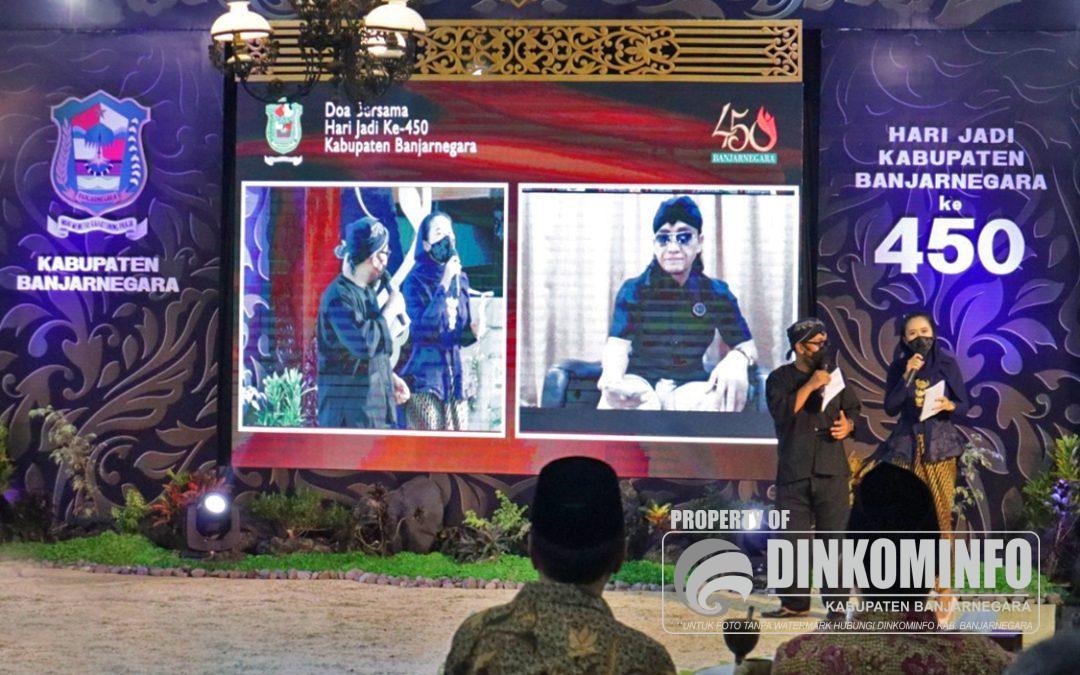 'Ngaji Virtual' Bareng Gus Miftah, Menutup Rangkaian Peringatan Hari Jadi Banjarnegara