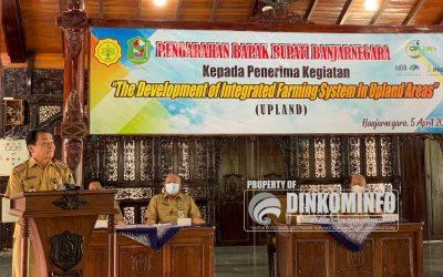 Bupati Wanti-Wanti Bantuan 'Upland' Dimanfaatkan dengan Cermat