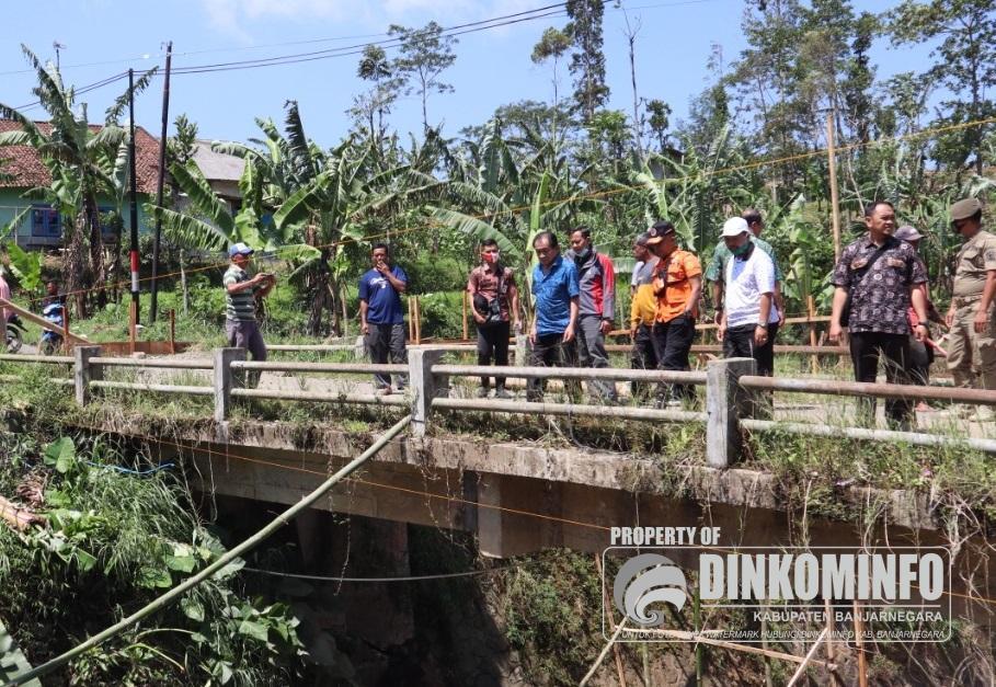 Pembangunan Jembatan Kali Bojong Pejawaran Siap Dikebut