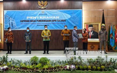 Banjarnegara Raih WTP Terbaik Se-Jawa Tengah