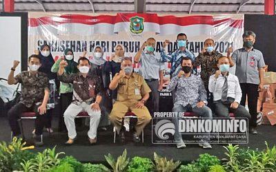 Sarasehan Hari Buruh, demi iklim kerja yang kondusif di Banjarnegara