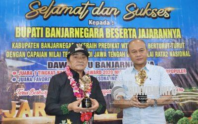 Dua Piala Dawet Ayu Tiba Dini Hari di Banjarnegara