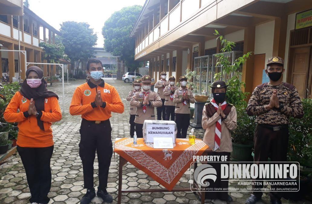 Kwarcab Banjarnegara Juara 1 Pesta Siaga Kwarda XI Jateng 2021