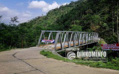 Diresmikan Minggu Depan, Jembatan Plipiran Akan Jadi Magnet Baru