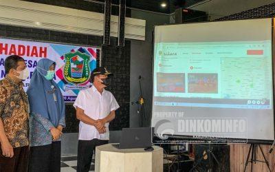 Soft Launching SIDARA, Siap Menjadi Penyedia Data Potensi Desa