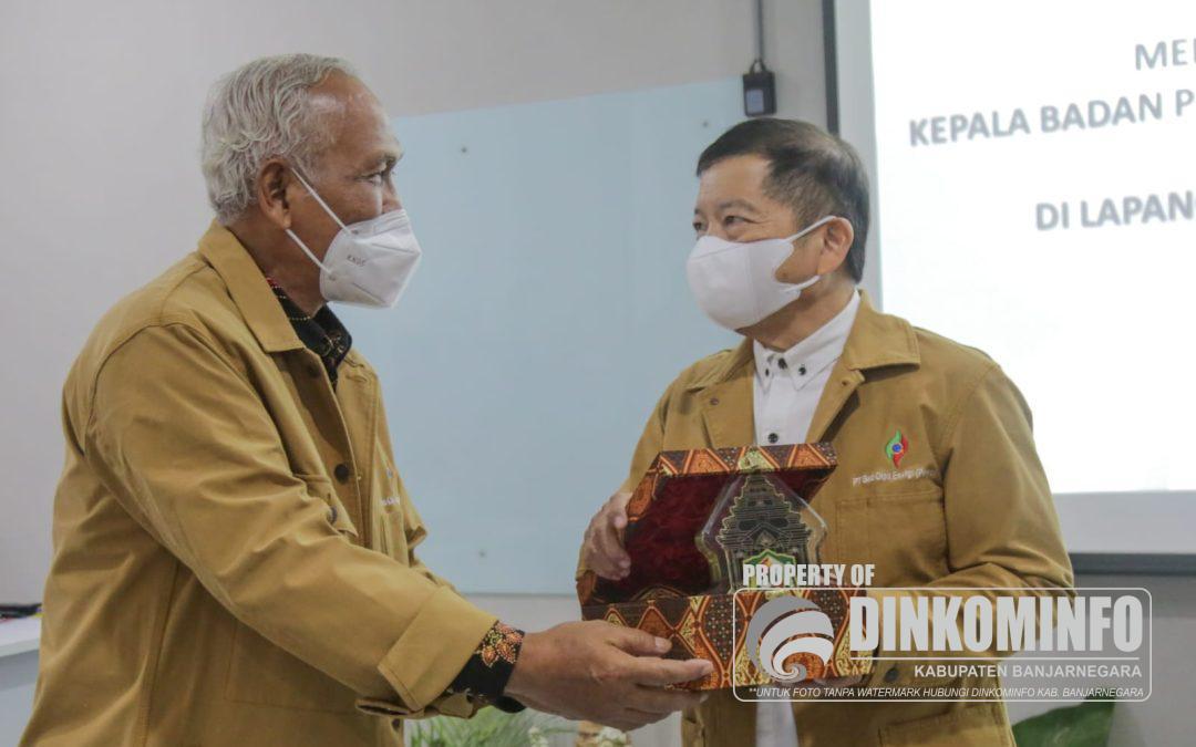 Menteri Perencanaan Pembangunan Nasional dukung pengembangan energi panas bumi di Dieng